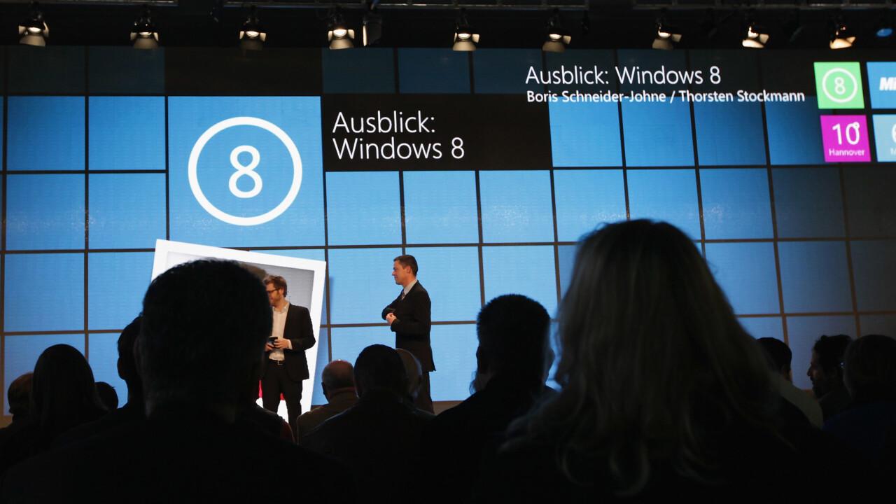 Bringing the start menu back to Windows 8 is bad news