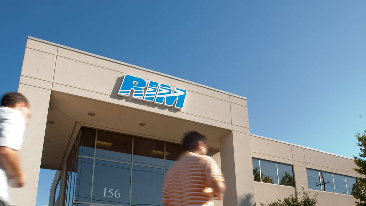 RIM seeds BlackBerry 10 services and devices to 120 enterprise and government customers for beta testing