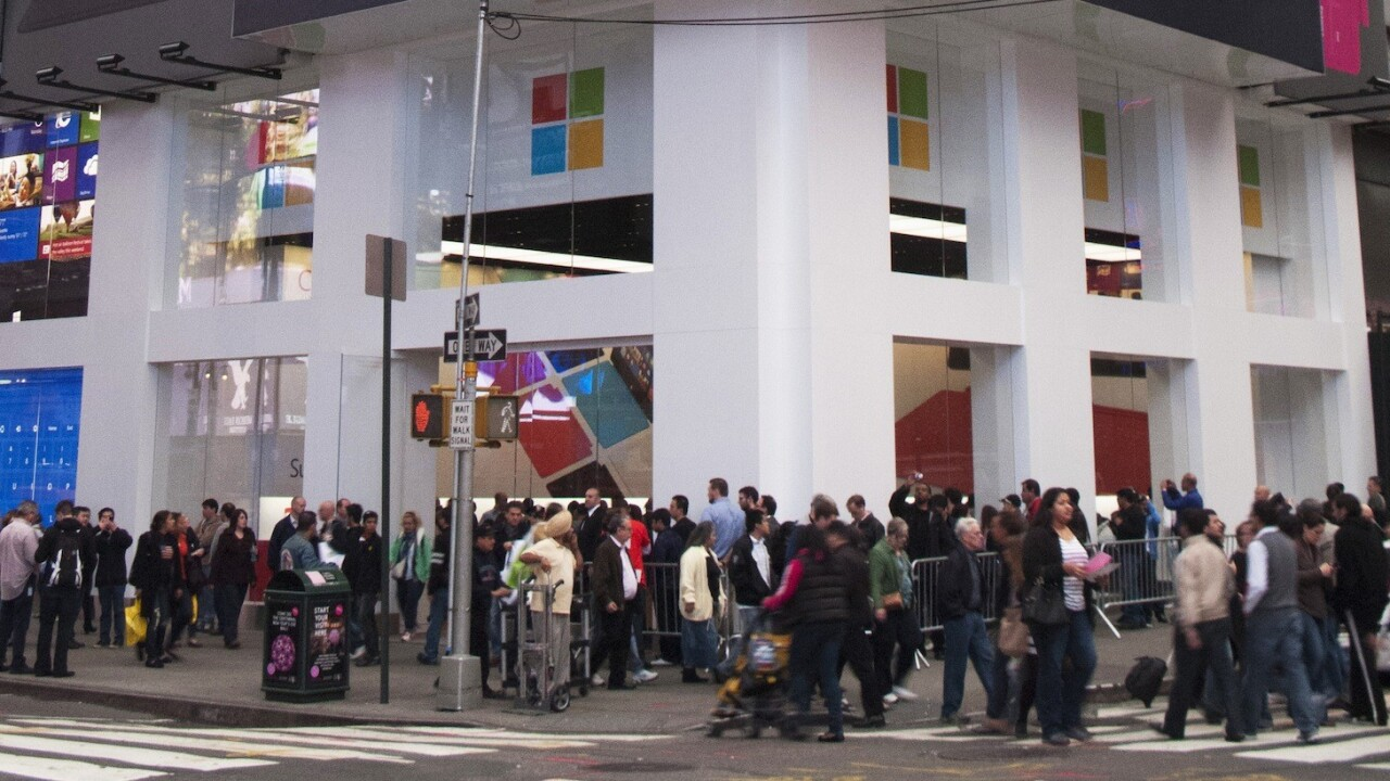 Microsoft Surface production ramps up as Windows RT models come to retailers in US, Australia