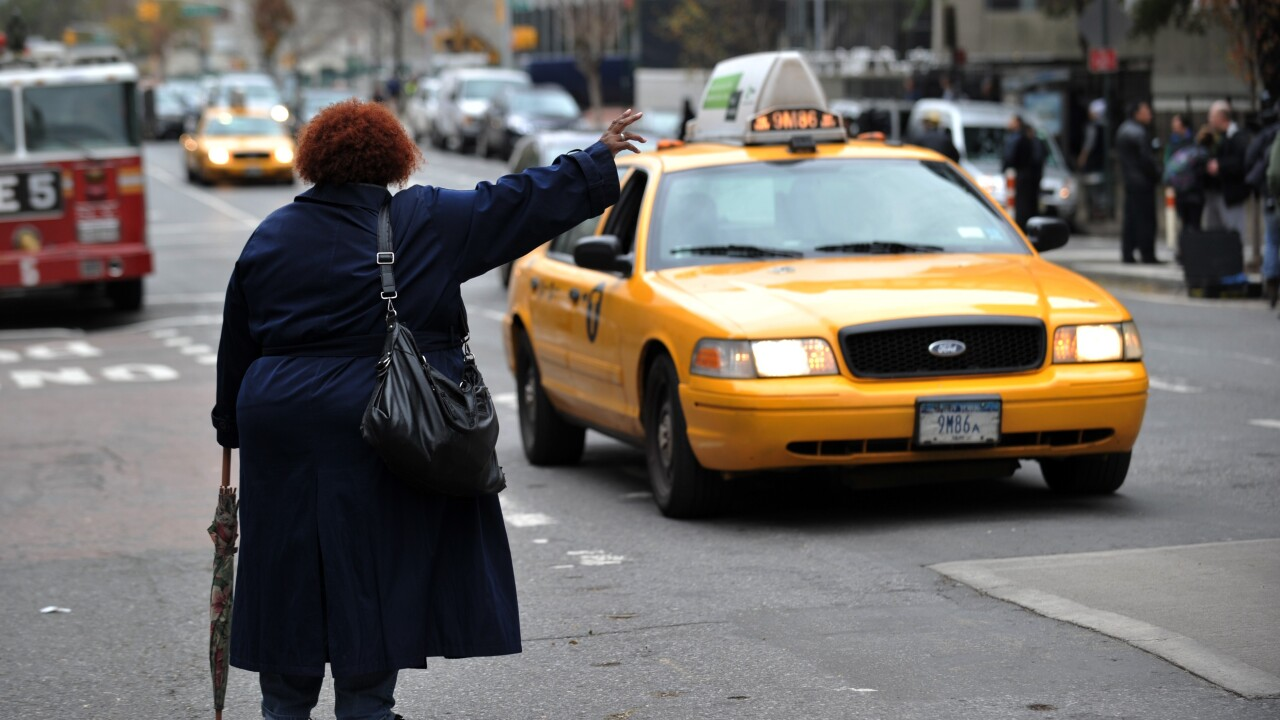 Yellow Cab to file bankruptcy in SF, will release new app to battle Uber and Lyft