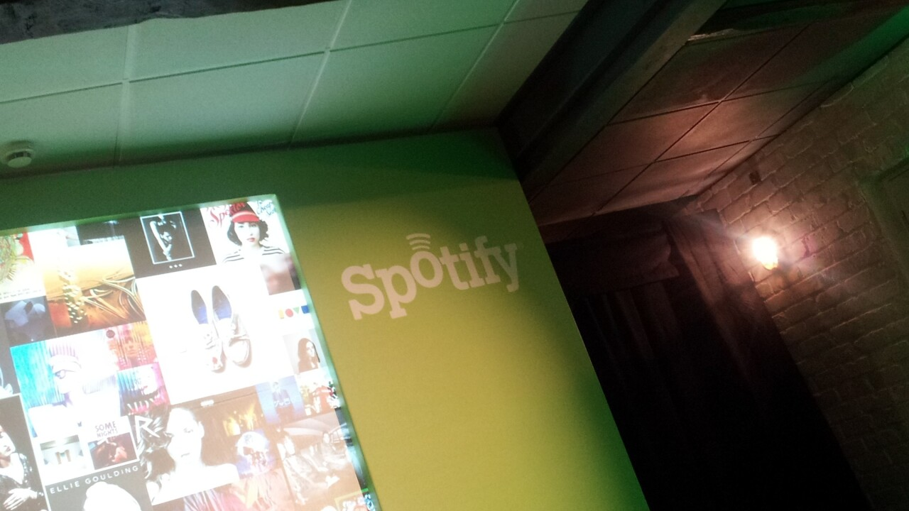 Spotify has now paid half-a-billion dollars to rights-holders, doubled in last 9 months