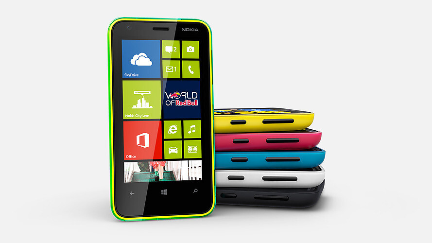 Nokia launches new 3.8-inch Lumia 620 Windows Phone 8 device, launching in January for $249