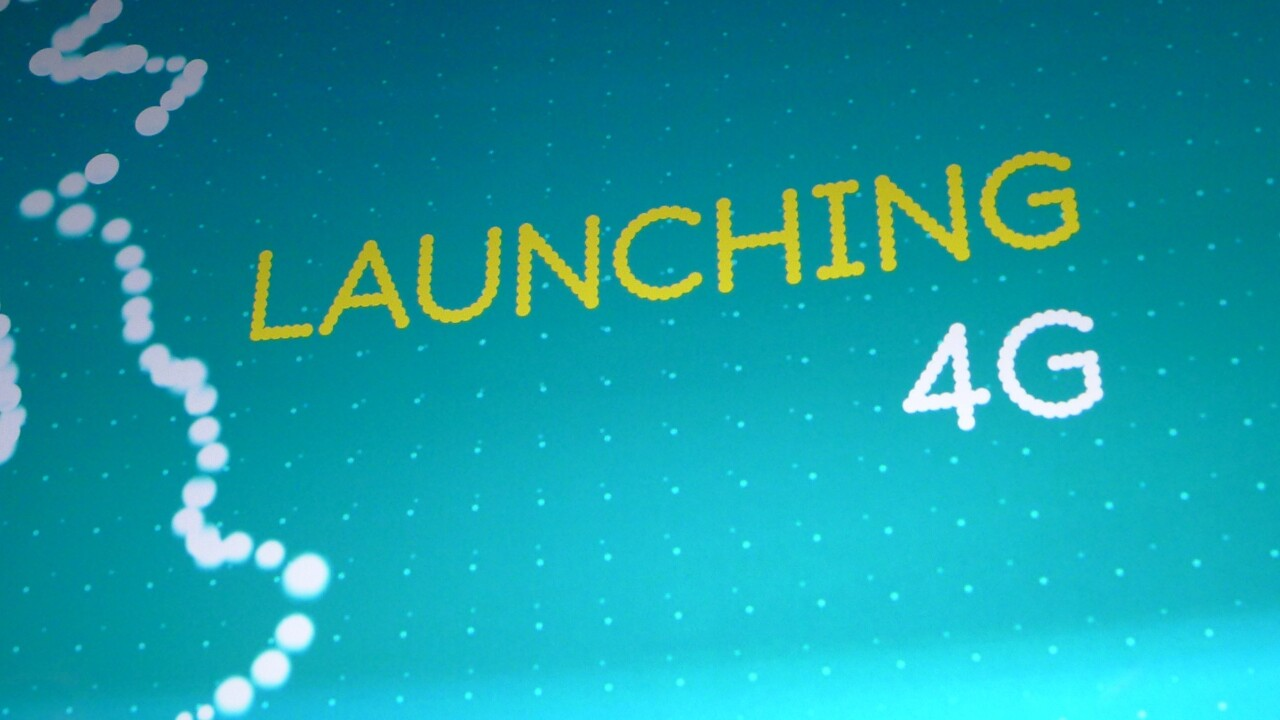 EE to roll out 4G networks to 17 new towns and cities by March 2013