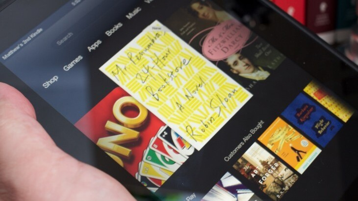 Amazon brings one of its flagship Kindle features, X-Ray for books, to its iOS app