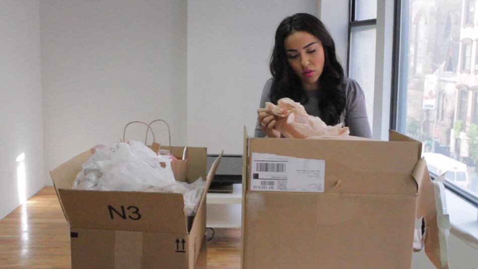 Lover.ly CEO Kellee Khalil on founding a startup and moving into her first office