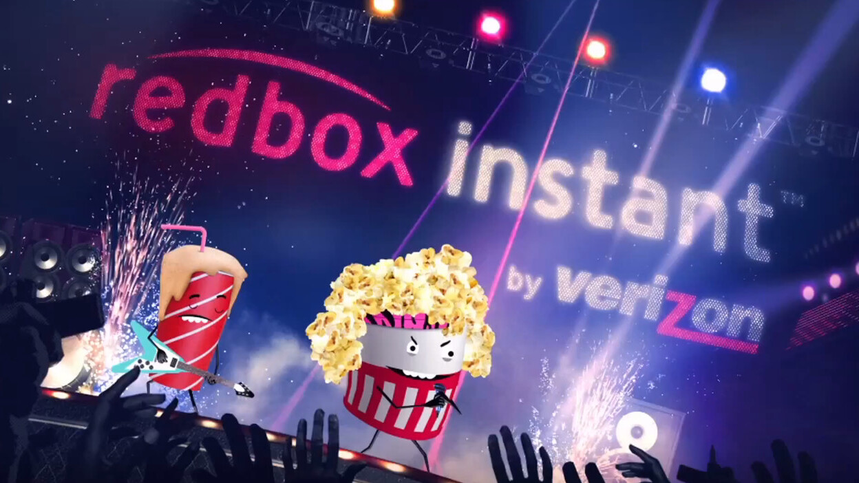 Verizon's Redbox Instant launches in private beta: Unlimited streaming, 4 DVD credits a month