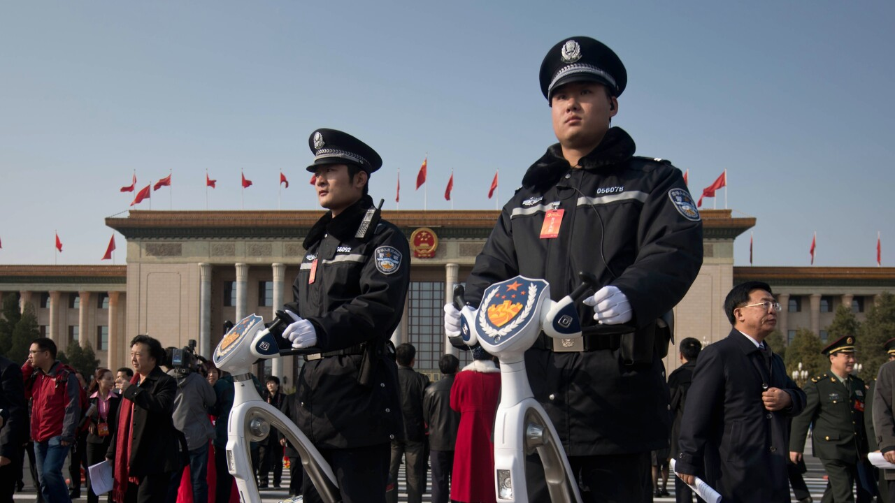 China considering broad law to require real-name registration for its 500m+ Internet users