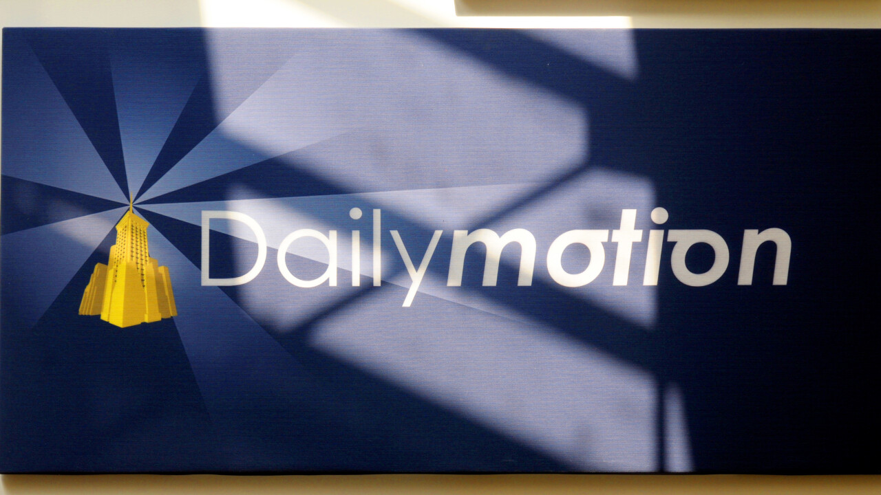 YouTube rival Dailymotion taps Joshfire to let creatives in the US build their own apps