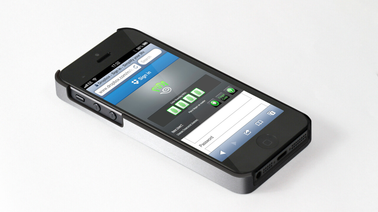 PIPA Touch hits Indiegogo to bring biometric security to your smartphone but also the Web