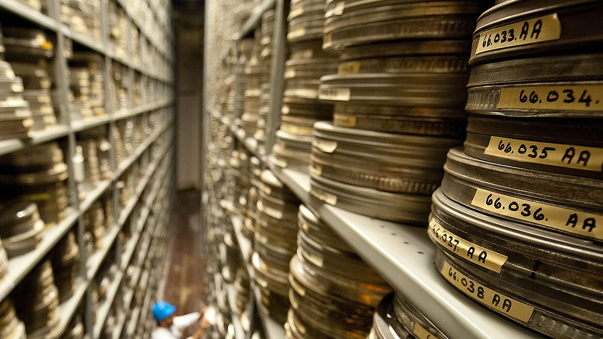 EU Commission report finds a million hours of film archives locked away and pushes for digitization
