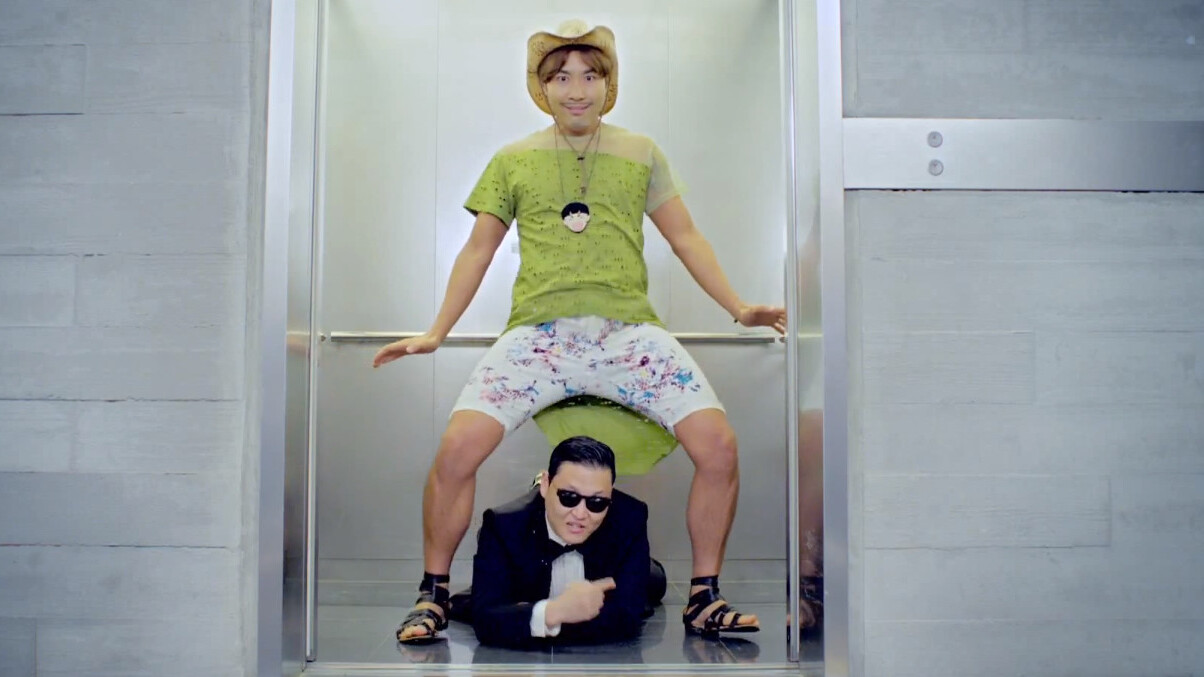 PSY's Gangnam Style becomes the first video to reach 1 billion YouTube views