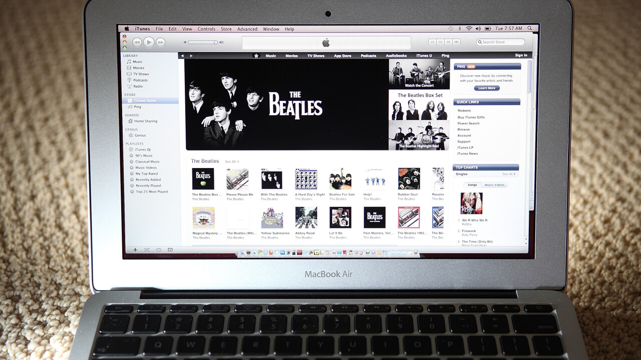 Apple has quietly started selling movies in 42 new iTunes Stores