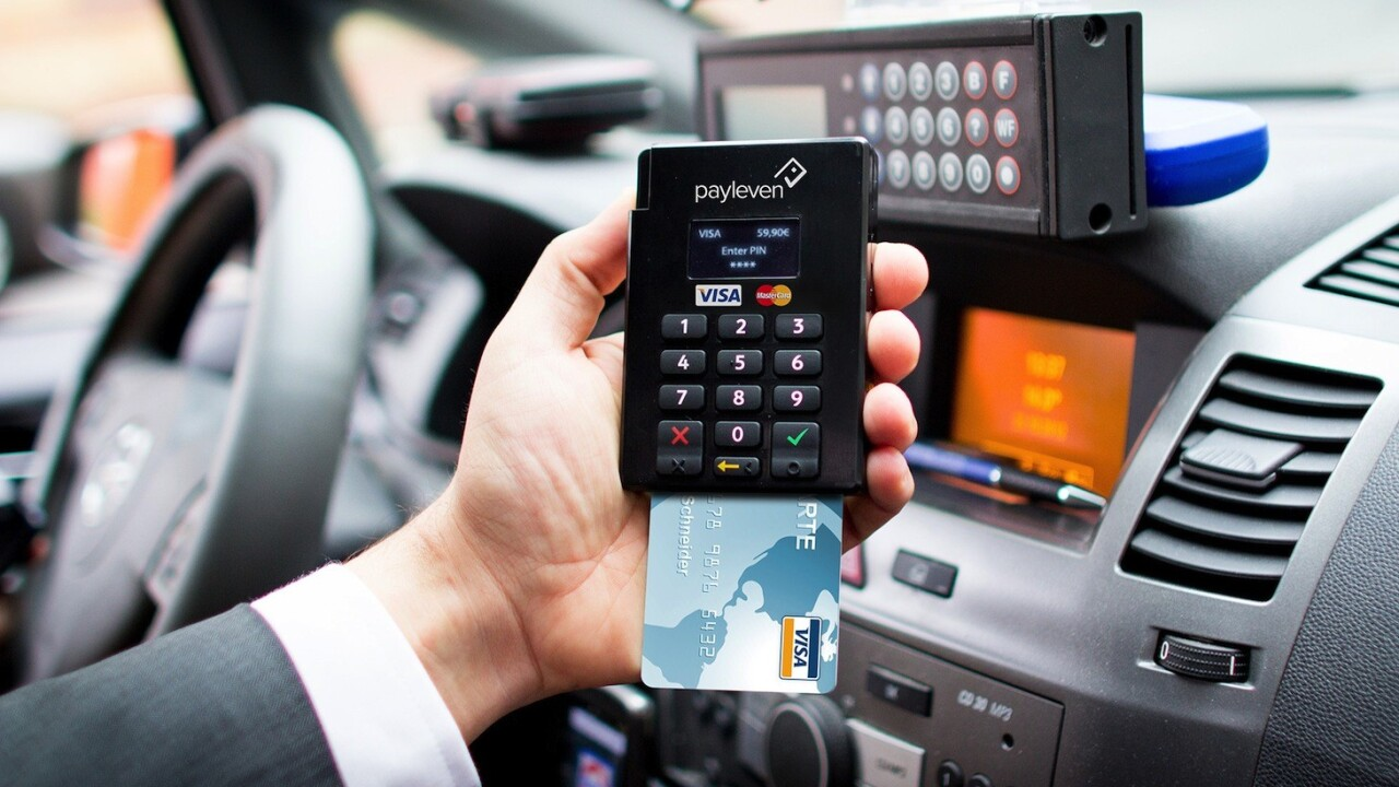 European Square clone payleven rolls out payment app for Android in UK, Italy and Poland