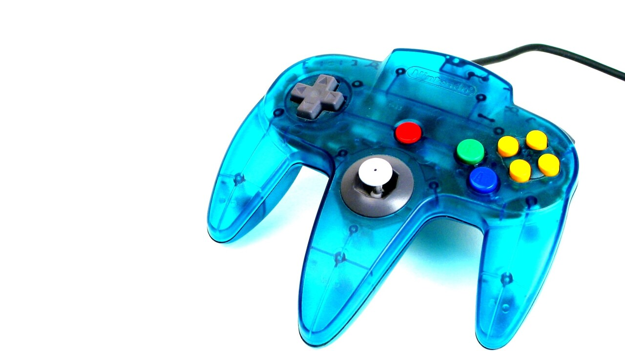 Here is what happens when a GameCube and an N64 make a baby