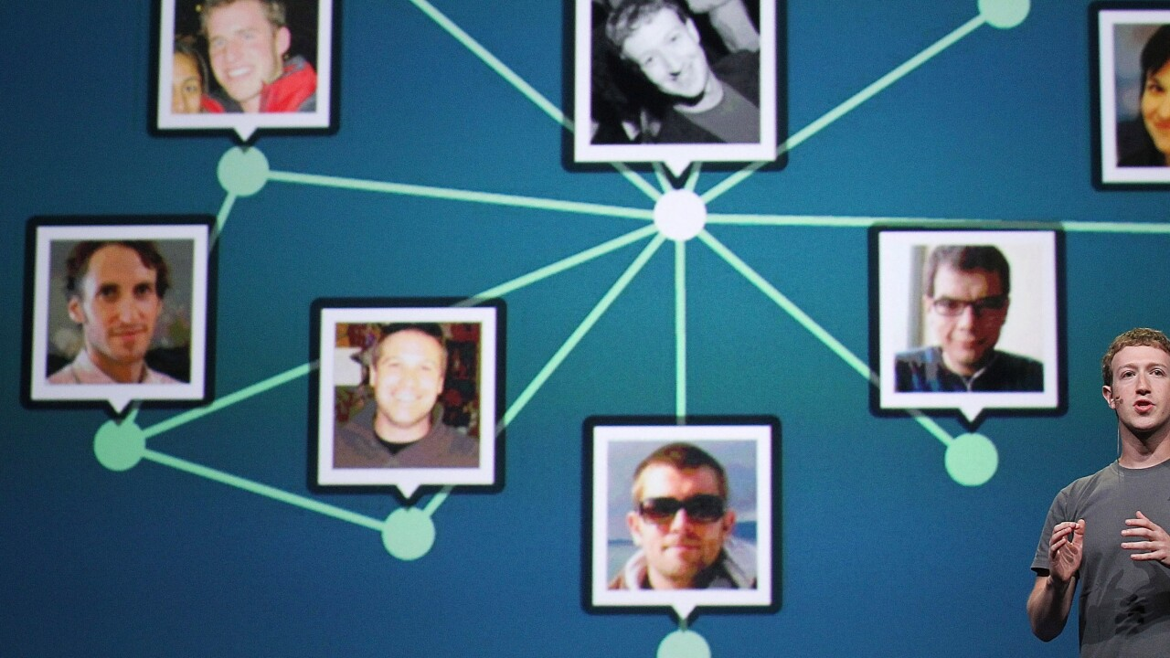 Facebook introduces Graph Search, a tool that lets people sift through its social graph