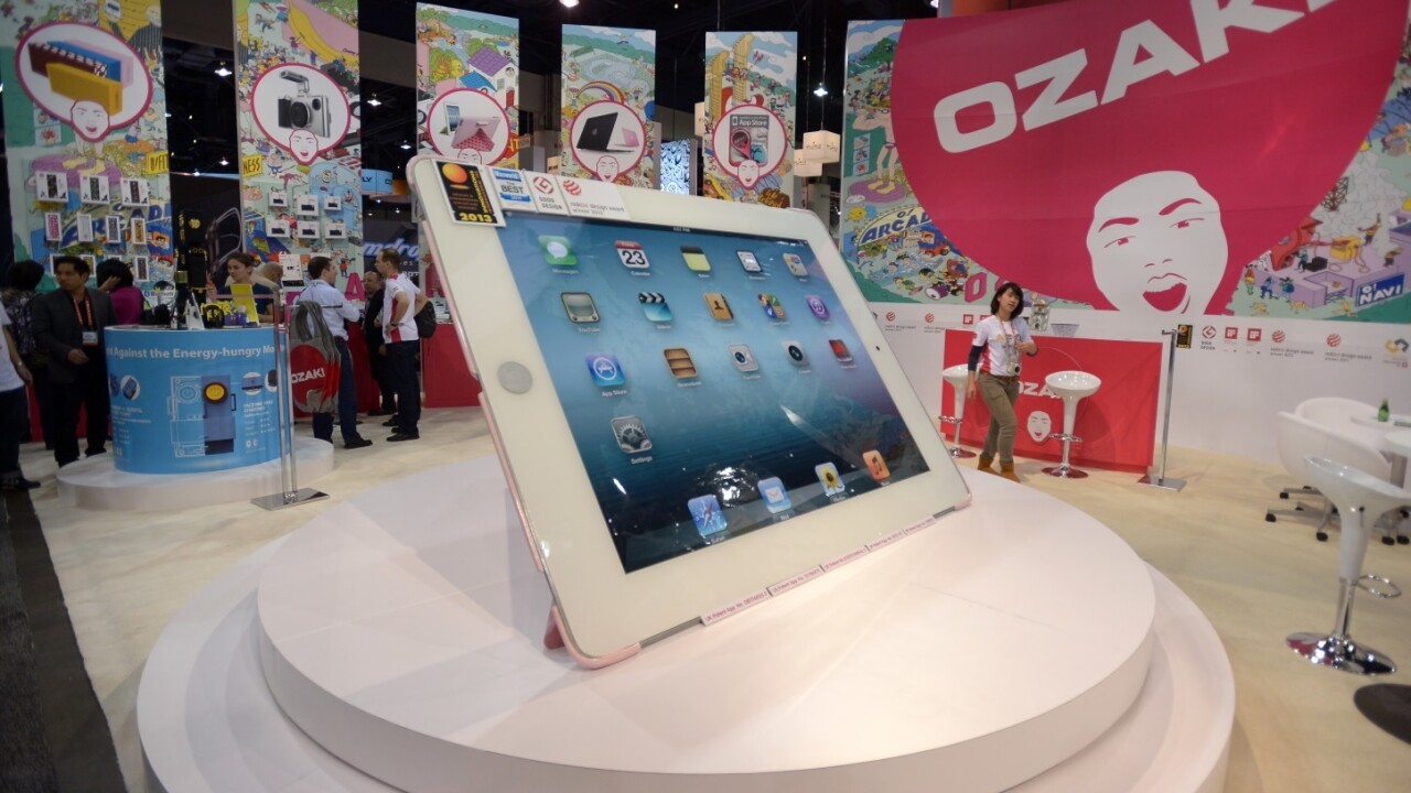 IDC: Apple's iPad fell to 29.6% tablet share in Q3 2013, Samsung took second with 20.4%, Asus third with 7.4%
