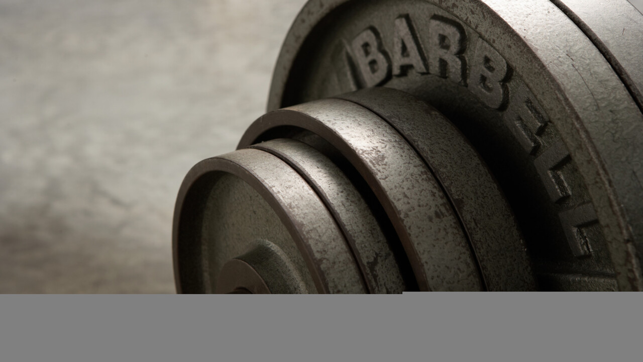 Pumping iron: WeightTraining.com's iOS app lets you log sessions, track stats and design workout plans