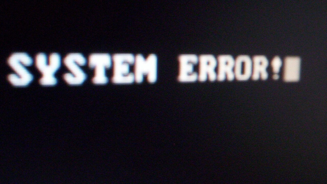 This is the funniest Windows error message you've ever seen