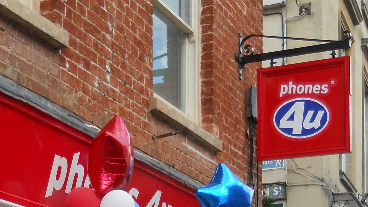Phones 4u moves beyond retail, partners with EE to launch UK operator 'LIFE Mobile' in March