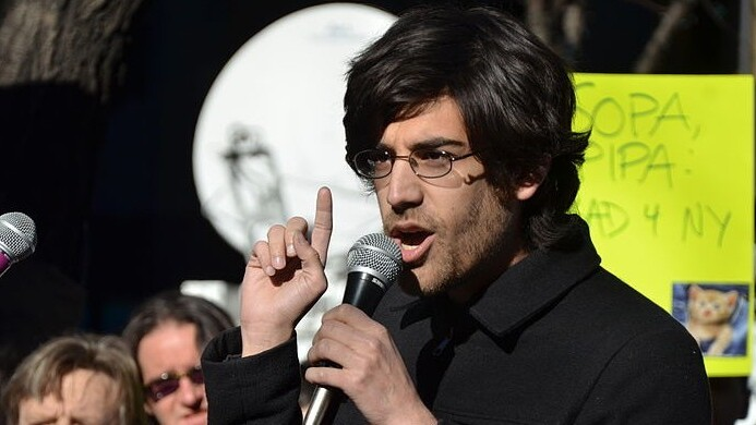 Anonymous hacks MIT web pages in tribute to Aaron Swartz