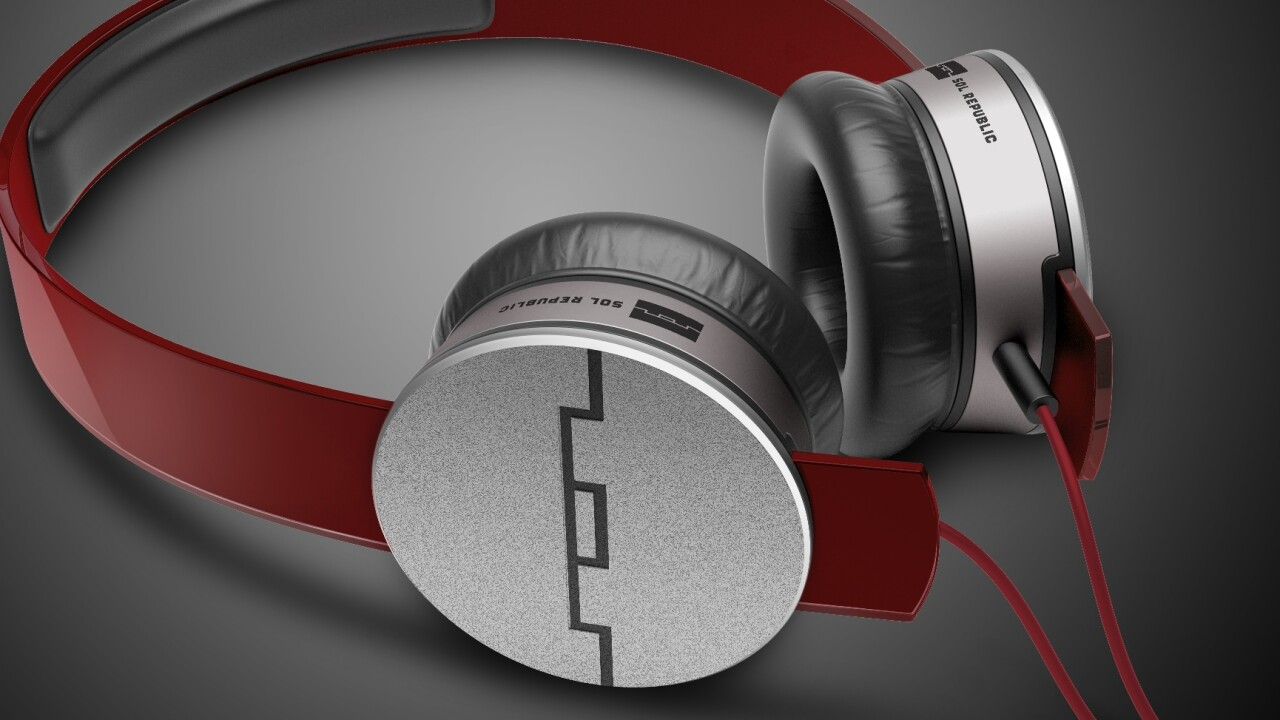 SOL Republic's Tracks HD headphones – funky, great sound…and indestructible?