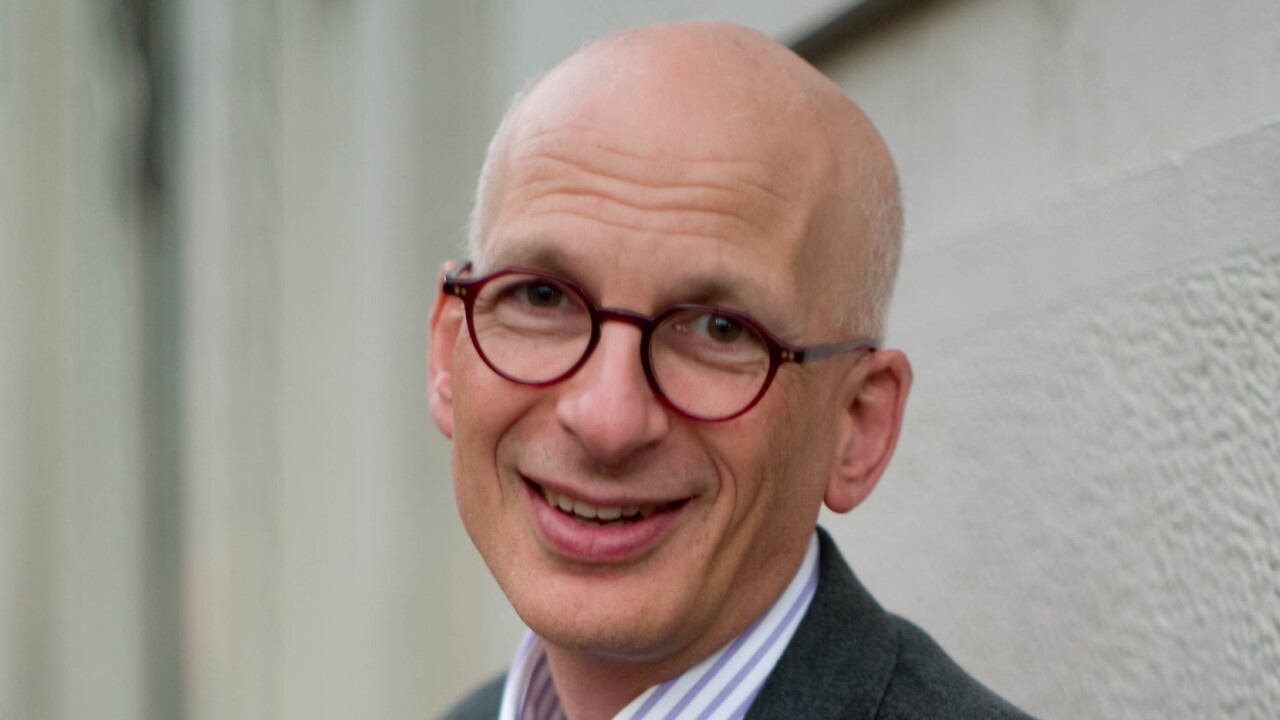 Seth Godin on The Icarus Deception, risk-taking and why it's better to be sorry than safe [Video]