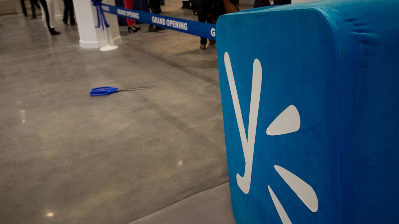 Yammer debuts its new 80,000 square foot headquarters in San Francisco
