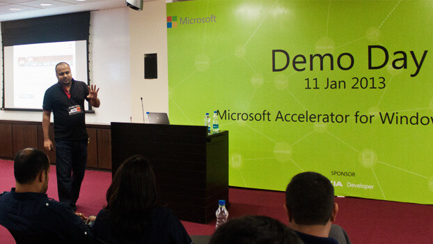 11 Indian startups strut their stuff on Demo Day at Microsoft's accelerator in Bangalore