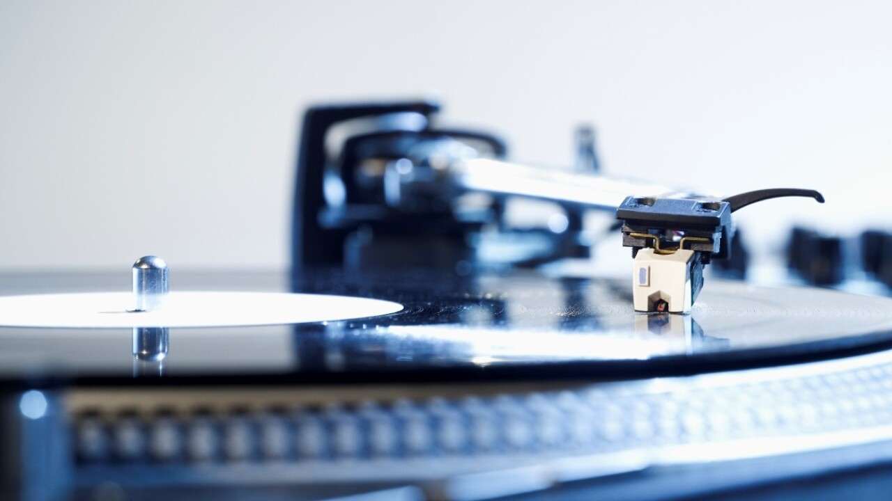 TNW Pick of the Day: Turnplay is an incredibly realistic record player-style music app for iPad