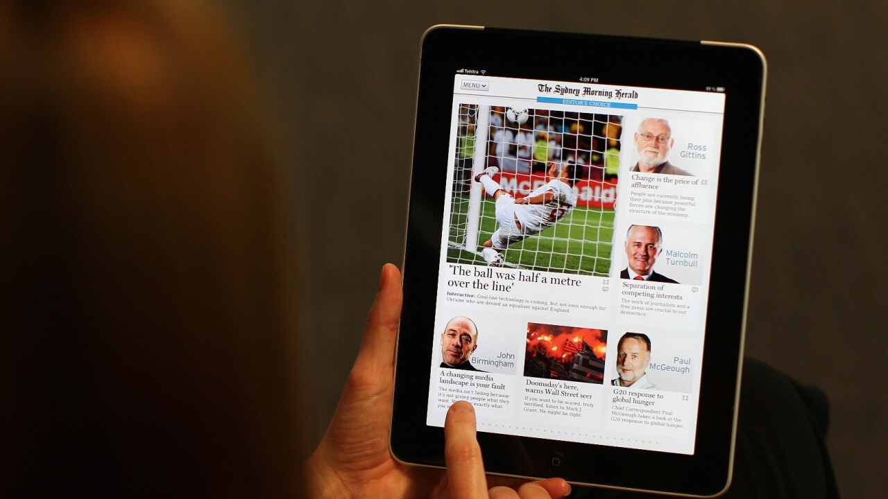 Hearst begins shipping magazines on Apple's Newsstand before anywhere else