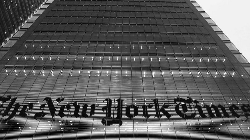 The NY Times announces timeSpace: a 4 month incubator for early stage media startups
