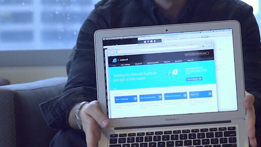 Microsoft taps BrowserStack to launch Modern.IE, aims to ease the pain of IE testing for devs