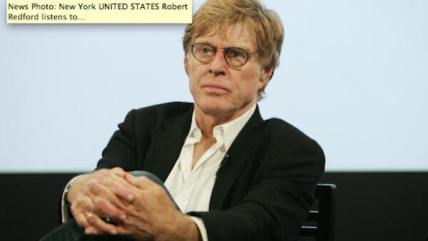 Sundance 2013: Robert Redford says technology and change main themes