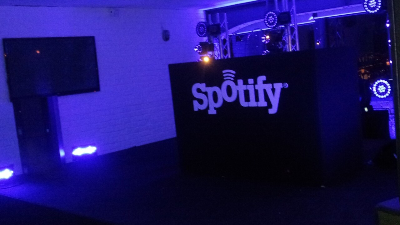 Spotify partners with Orange in Switzerland, the latest in a series of telco tie-ups across Europe