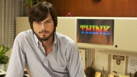 Kutcher and Gad dish on Jobs film, accuracy criticisms, justifying betrayal and Apple tech