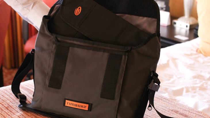 With 18% of bag ordering on iPad, Timbuk2 launches HTML5 customization tool and 3 Apple Store exclusives