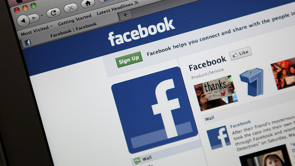 What happened when I got my Facebook account disabled
