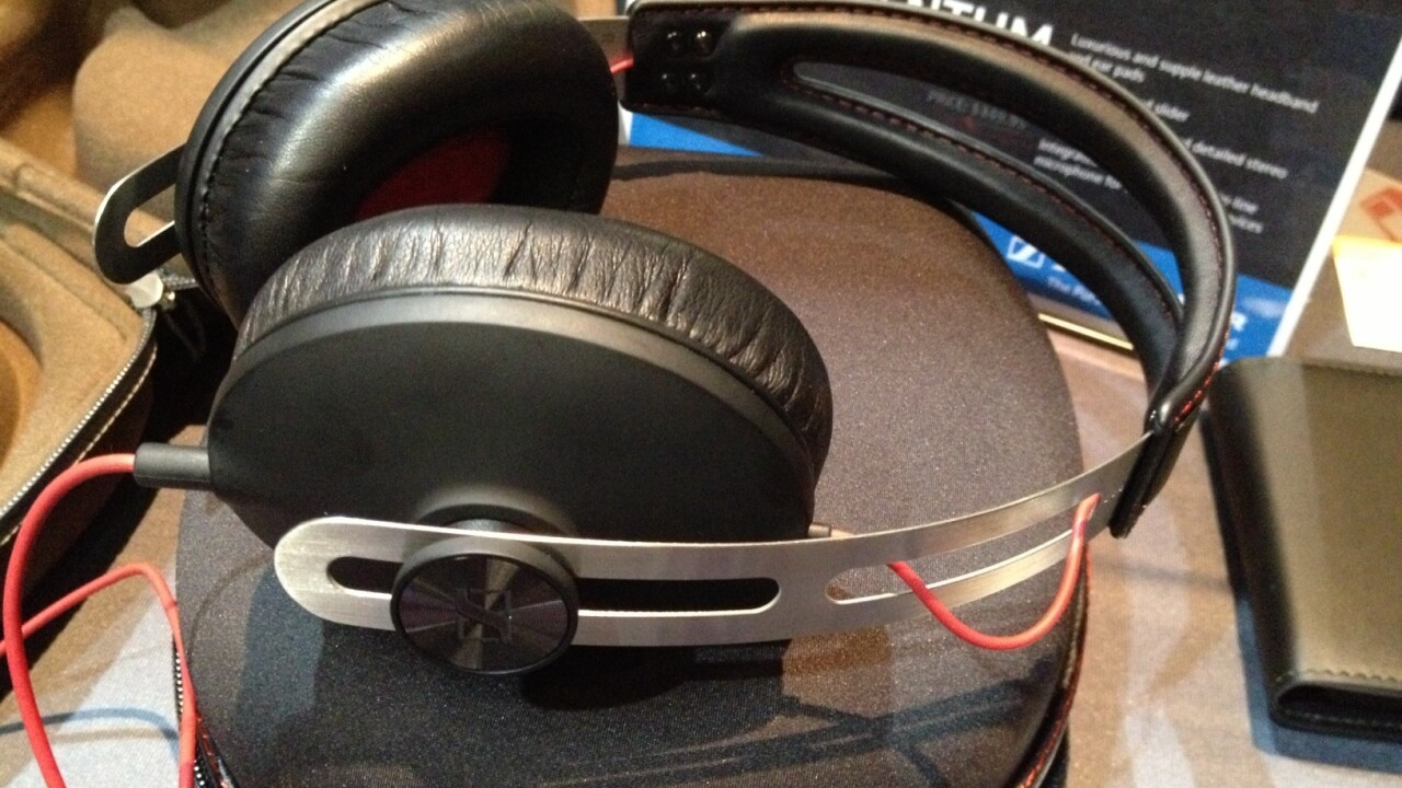 Sennheiser — A new focus on mobile produces two extreme quality headphones