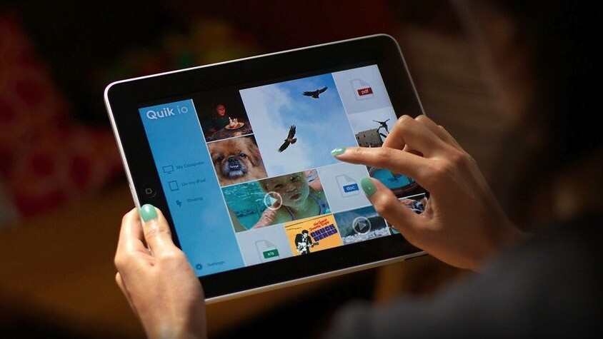 QuikIO adds Apple TV integration to its media streaming service