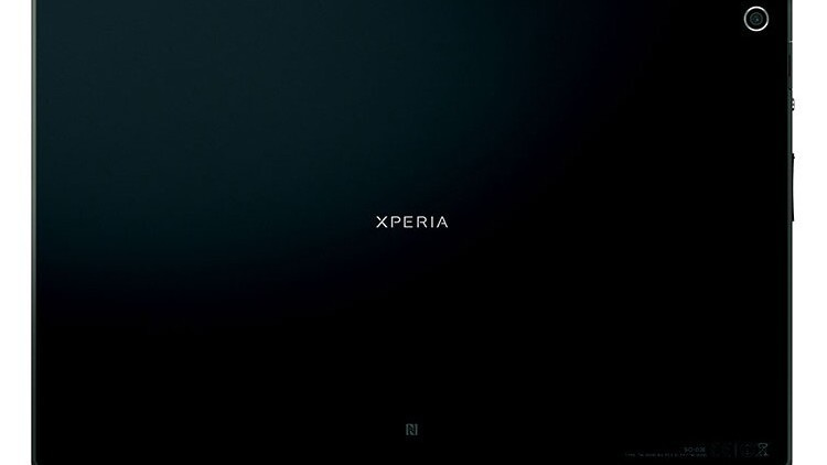 Sony announces super-thin 10.1″ Xperia Tablet Z, coming to Japan this spring