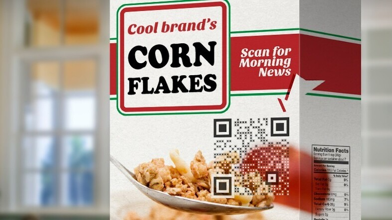 Visualead aims to kill off ugly QR codes with its new almost invisible design