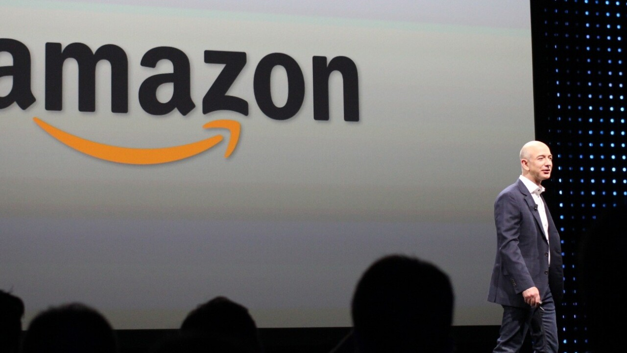 Amazon brings its Cloud Player to cars via Ford's SYNC AppLink