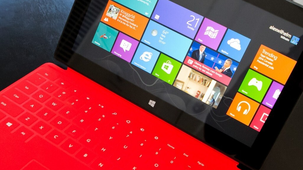 Microsoft will not offer Surface RT tablet owners retail price trade-ins for Surface Pro upgrades