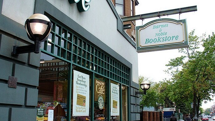 Barnes & Noble's new Windows 8 Nook app lets consumers log in with their Microsoft Account