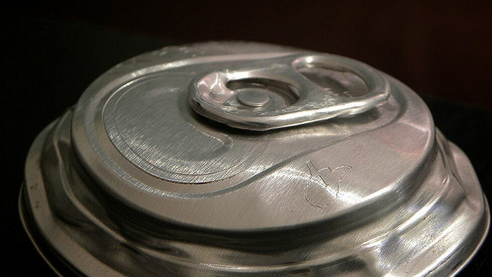 """Amazing """"Fresh Prince Flip-Turn"""" technique used to break record for most soda cans opened in 3 seconds"""