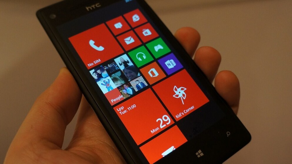 HTC: We are 'fully committed' to Windows Phone
