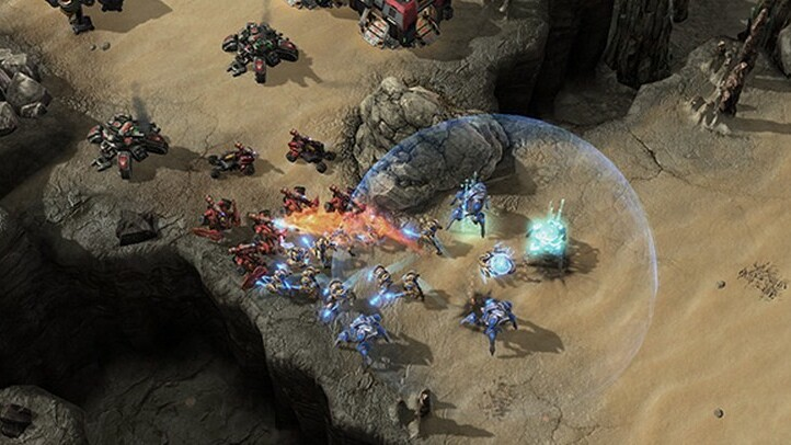 Blizzard has released the epic trailer for its first Starcraft 2 expansion, Heart of the Swarm