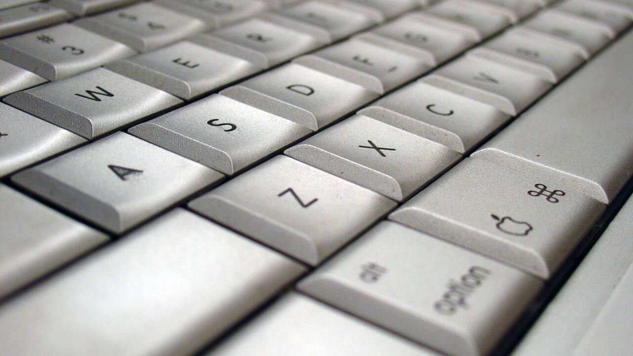 Typing these eight characters will crash almost any application on your Mac