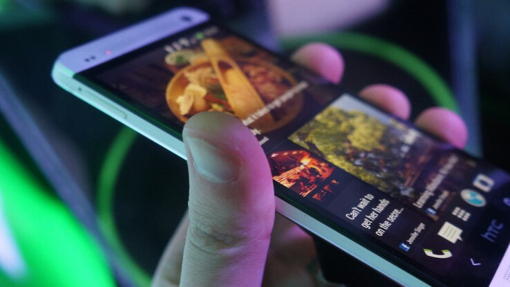 Hands on with the new HTC One