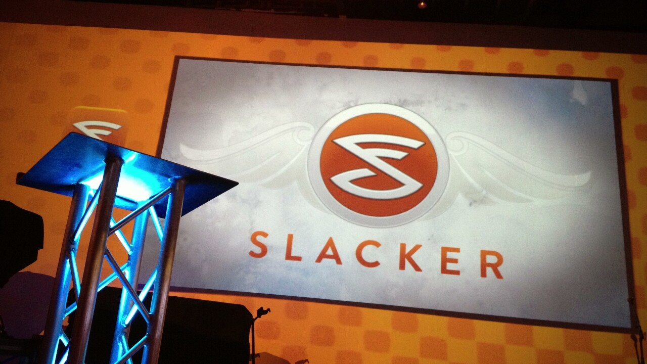 Slacker swipes at Pandora and Spotify in attempt to brand itself as the complete music service